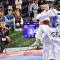 (R) Sophie Ormrod NAT=GBR   TEAM=Lion Taekwondo ; Match=501   ; Winner=Blue; Coach