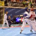(R) Kai Law NAT=GBR  TEAM=Lion Taekwondo   ; (B) Furkan Kuecueksungur NAT=GER   TEAM=Germany National Team   ; Match=1001   ; Winner=Blue